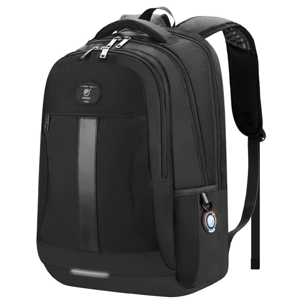 Lotto 127 - Sosoon Anti-Theft Business Computer Rucksack USB Charging Port