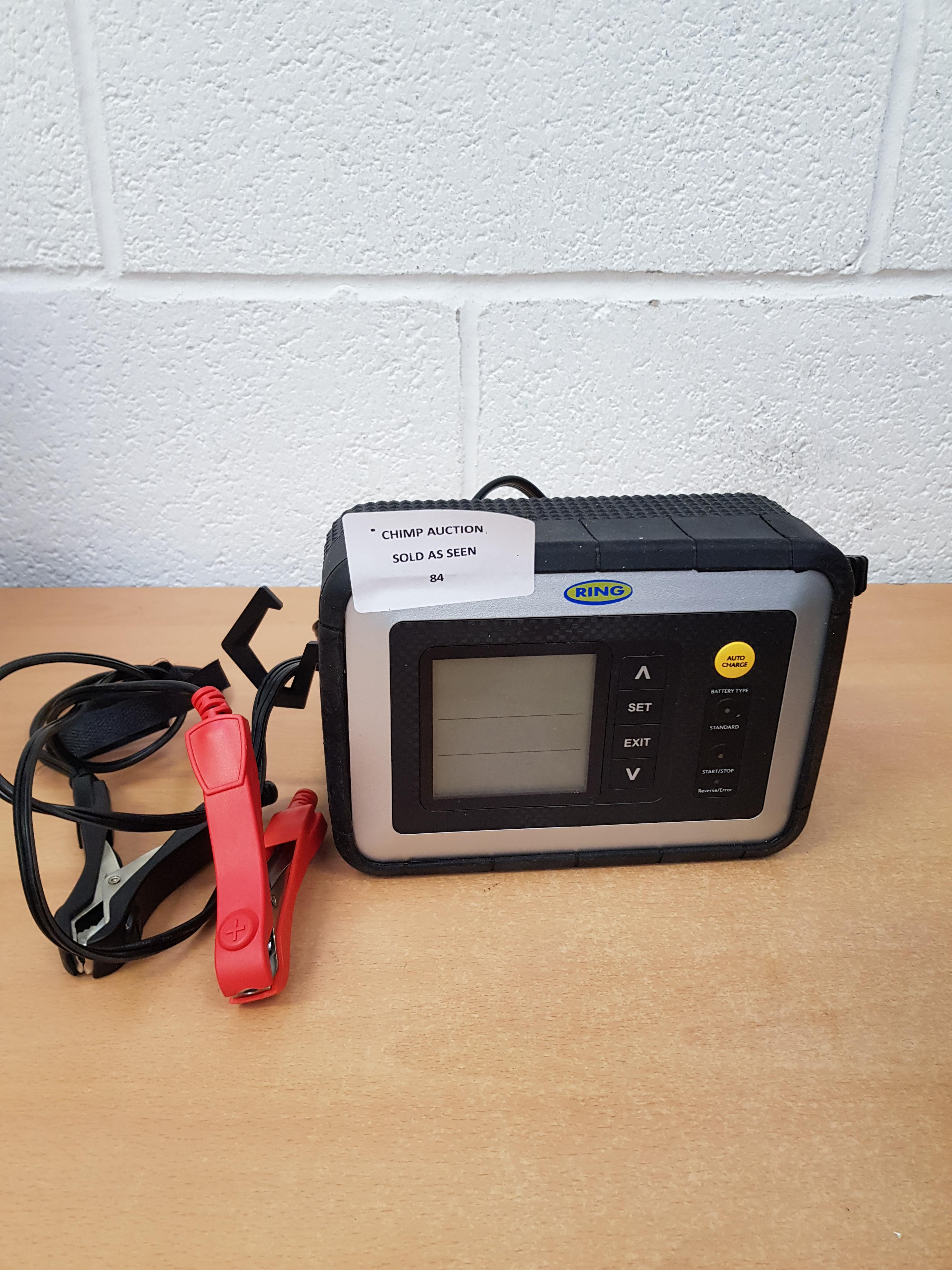 Lotto 84 - Ring Digital Battery Charger