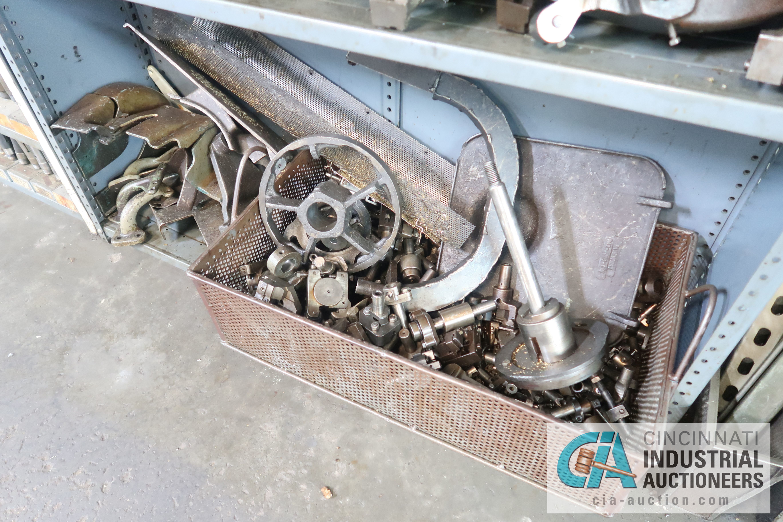 (LOT) MISCELLANEOUS DAVENPORT ATTACHMENTS AND TOOLING - Image 5 of 5