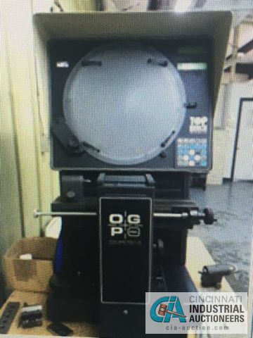 """13"""" OPG OPTICAL COMPARATOR - Image 4 of 4"""