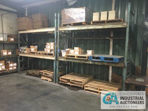 (LOT) VARIOUS PALLET RACK - Image 2 of 3
