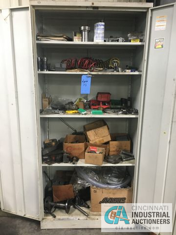 (LOT) BROWN AND SHARPE TOOLING AND PARTS