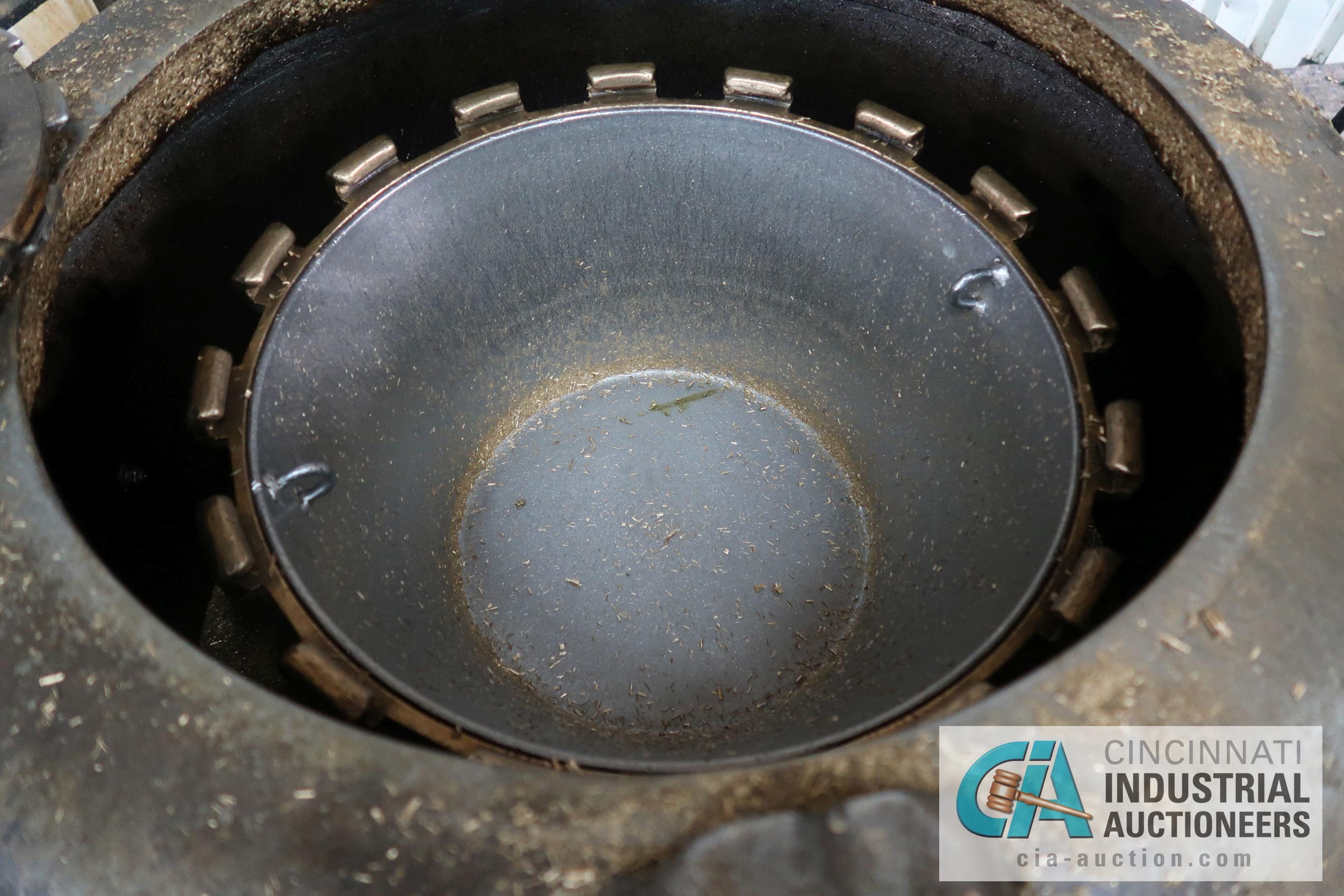 """18"""" BARRETT CENTRIFUGAL CHIP SPINNER; S/N 152239E - Image 2 of 2"""
