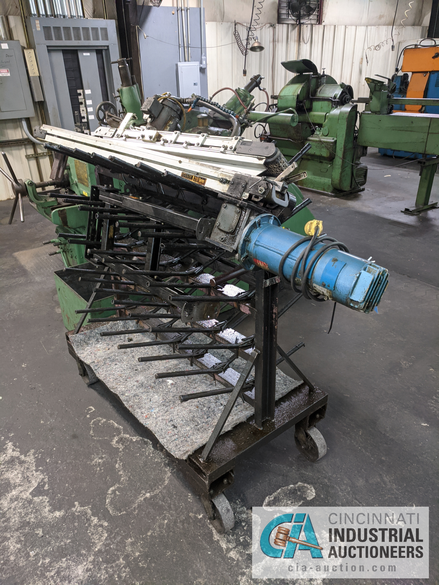 (LOT) GRINDER CONVEYORS - Image 2 of 2