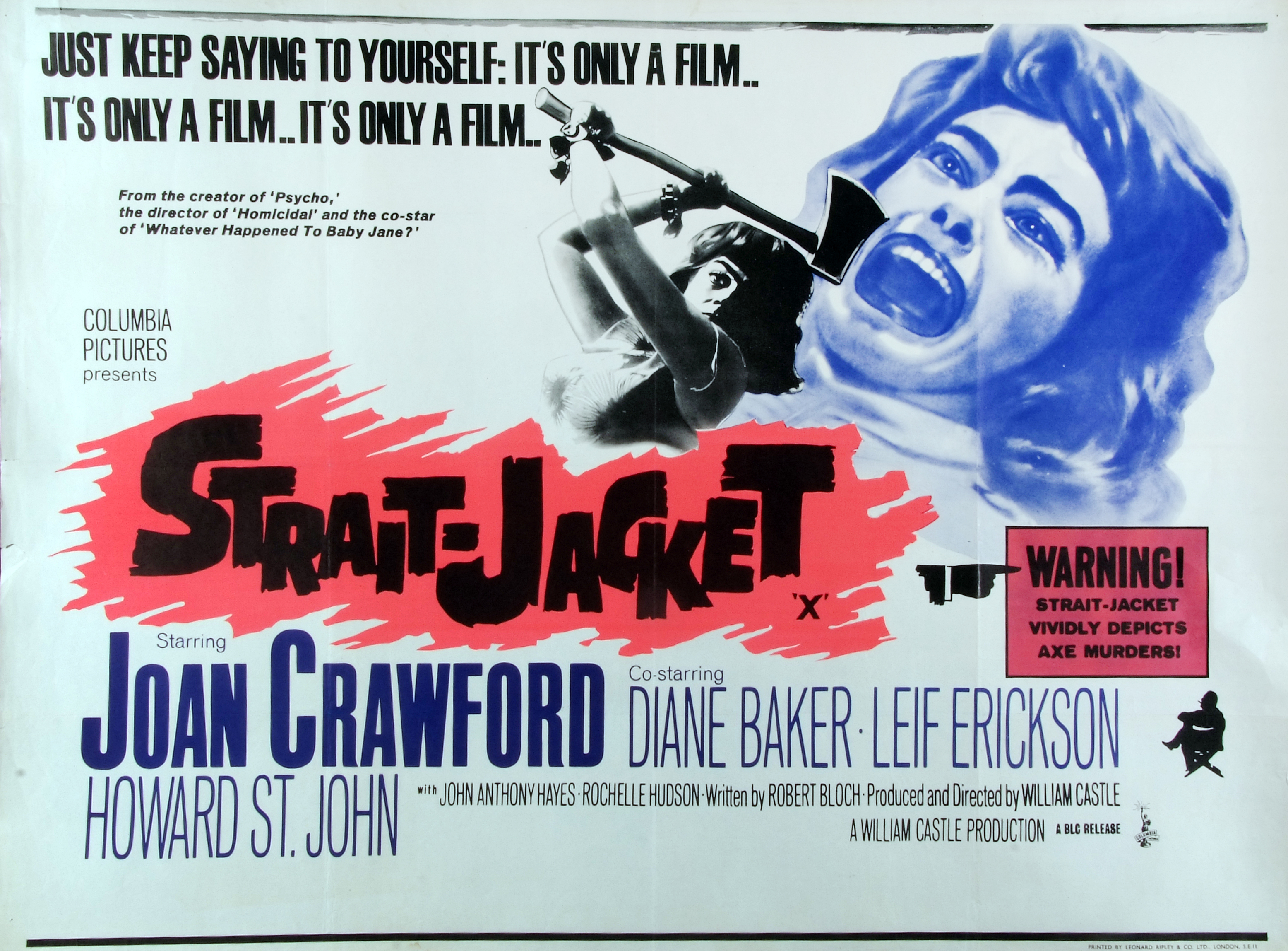 movie straight jacket jackets review