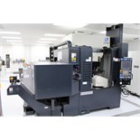 Lot 4 - 2009 MAKINO V33i-5XB HIGH SPEED HARDMILLING VERTICAL MACHINING CENTER, 5 AXIS TRUNNION, 30,000 K