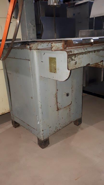 Lot 399 - Hobart commercial band saw