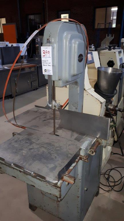 Hobart commercial band saw