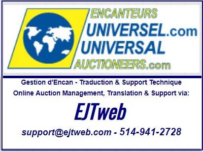 Lot 0 - Support Technique / Traductions / Technical Support / Translations: 514-941-2728