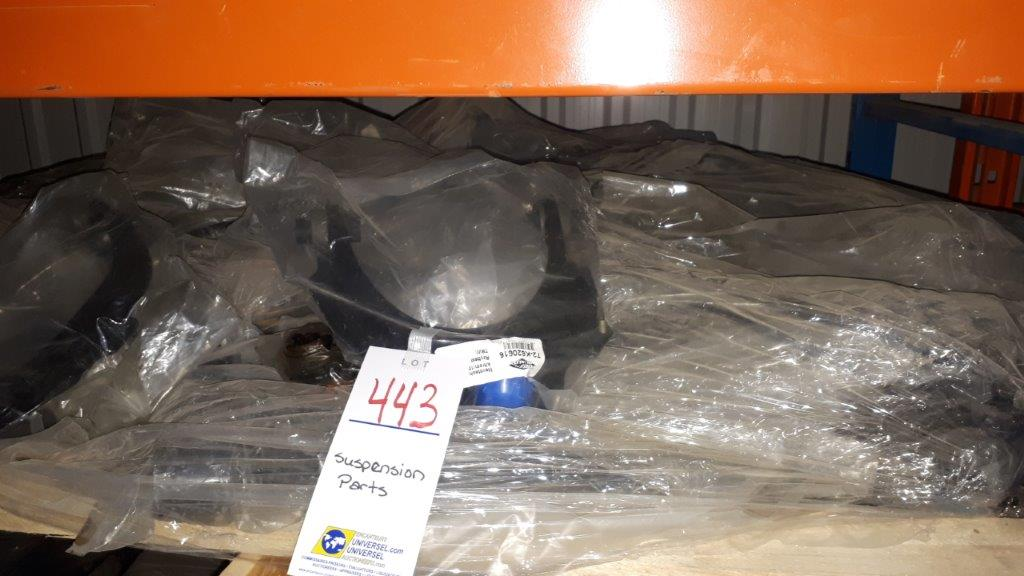 Lot 443 - Suspension parts assorted