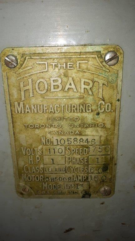 Hobart commercial band saw - Image 4 of 4