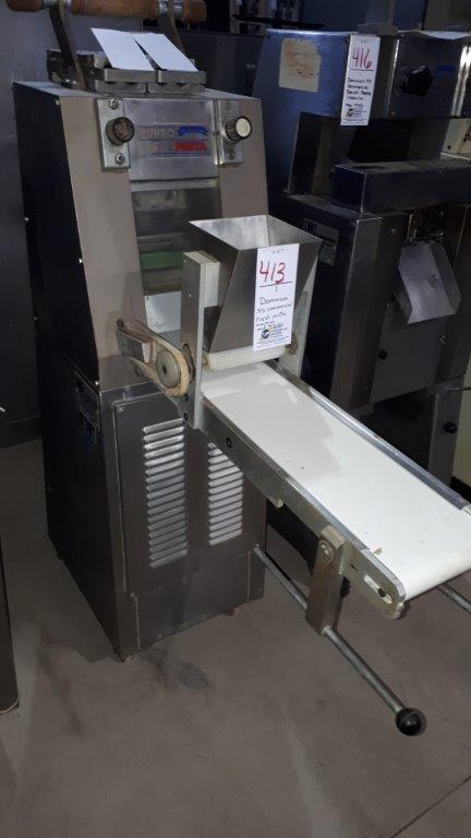 Lot 413 - Dominioni S/S Commercial fresh pasta machine, model: TQ160