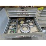 NU-ERA 5-DRAWER CABINET WITH THREAD & RING GAGES
