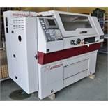 Harrison Alpha 330s plus CNC Lathe