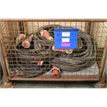 Power Cable 3 Phase 63A. Power Cable.