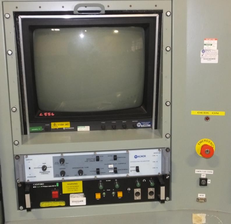 Ex Nuclear Plant Reactor Control / Monitoring System - Image 12 of 25