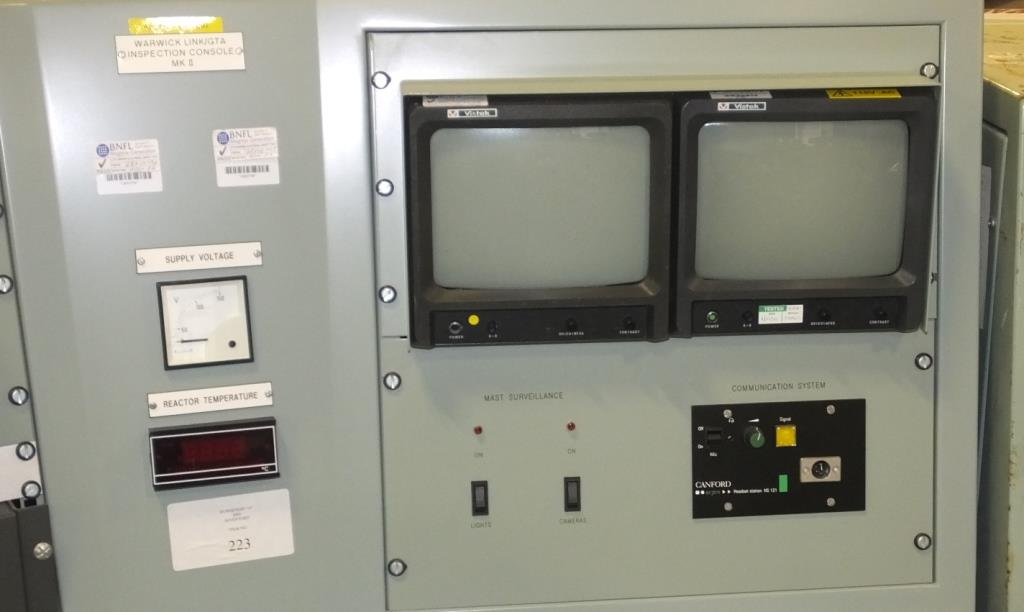 Ex Nuclear Plant Reactor Control / Monitoring System - Image 5 of 25