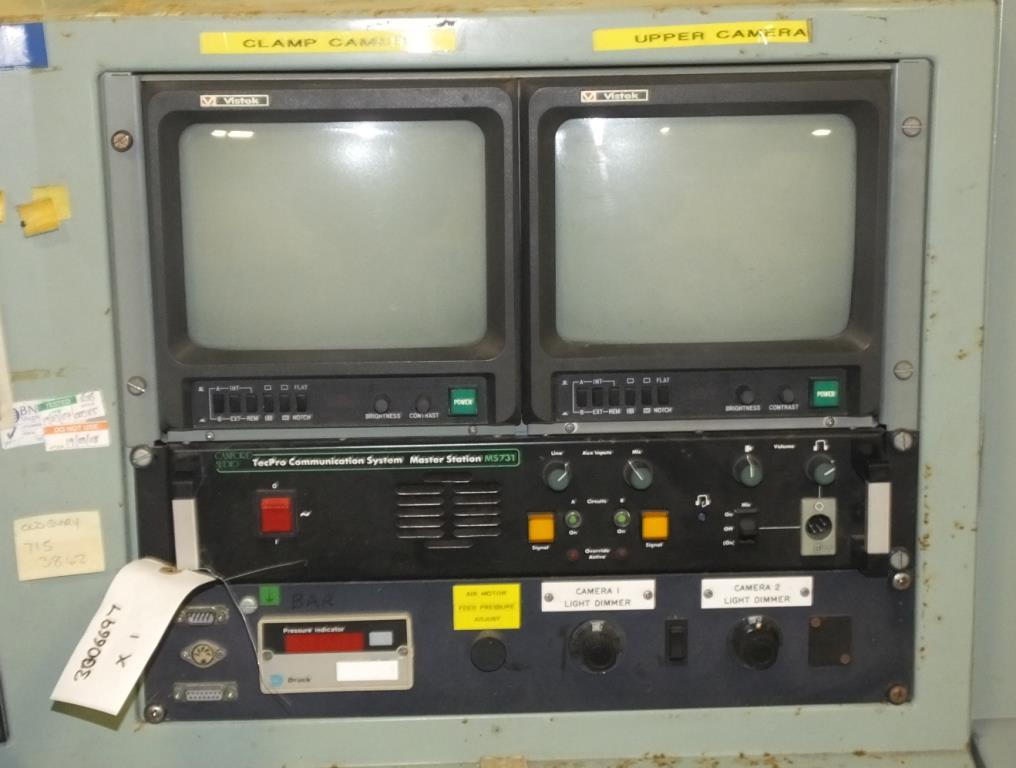 Ex Nuclear Plant Reactor Control / Monitoring System - Image 9 of 25
