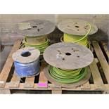 4x Part Reels 1 Core Cable.