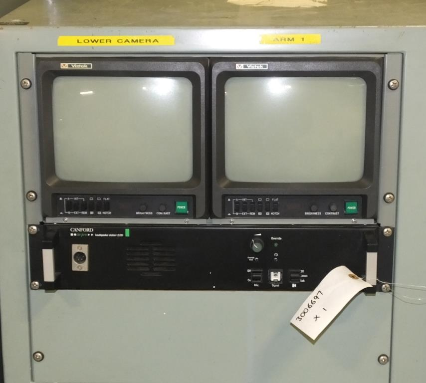 Ex Nuclear Plant Reactor Control / Monitoring System - Image 16 of 25