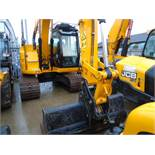 JCBJZ141LC 4F Tracked Excavator, serial no.24796