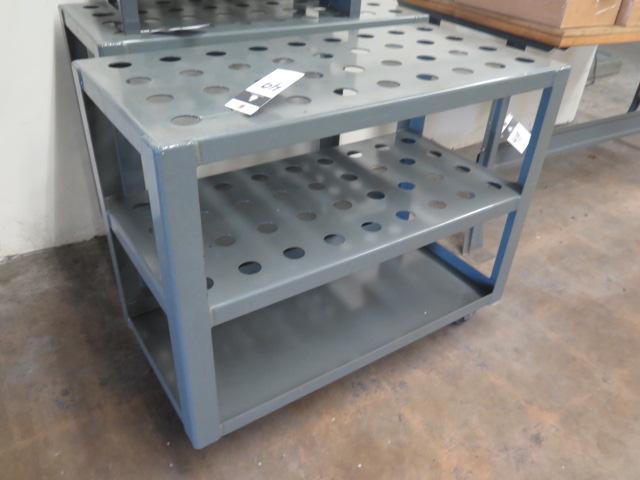 Lot 49 - 40-Taper Tooling Cart