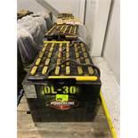 (5) Forklift batteries