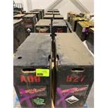 (12) Pallet jack batteries