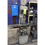 VERTICAL MILLING MACHINE, ROCKWELL, ½ HP drive, coordinate table, fabricated steel base