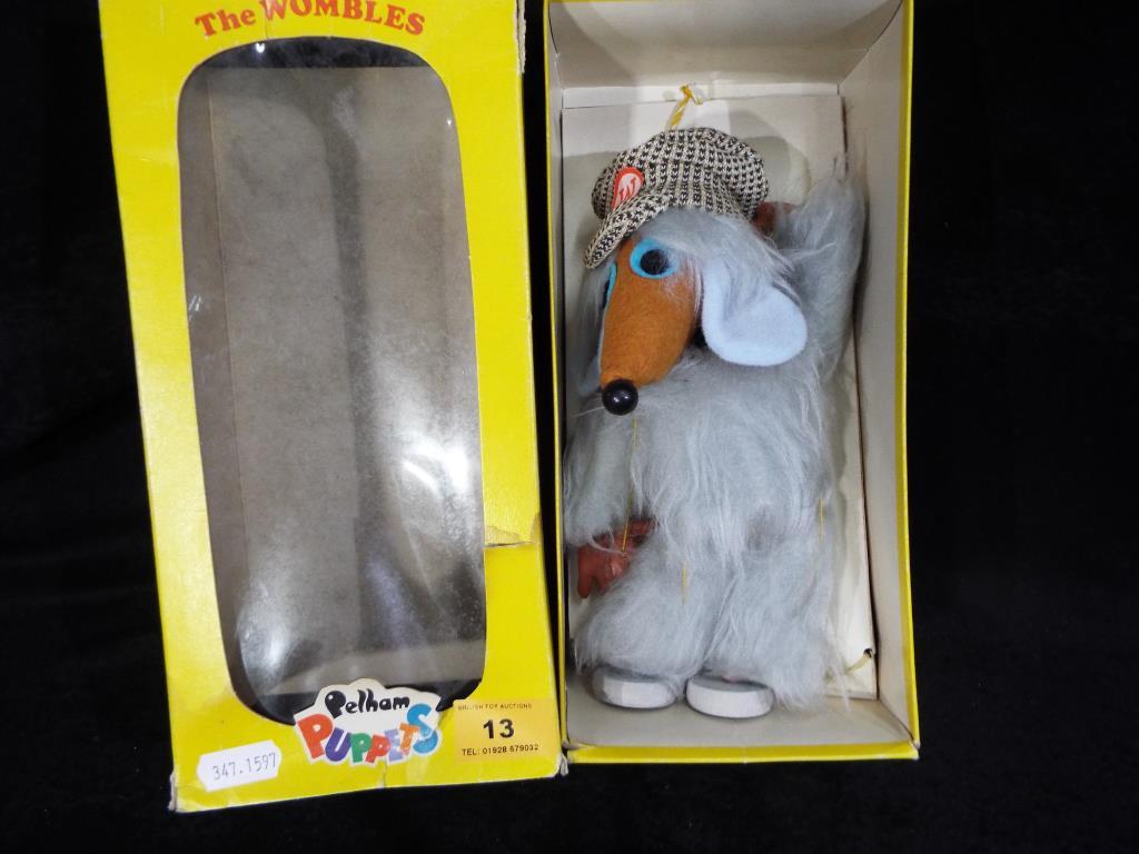 Lot 13 - Pelham Puppets, The Wombles - Pelham puppet of Bungo.