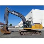 2014 John Deere 350G Hydraulic Crawler Excavator