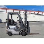 Nissan MCPL01A18LV 3500 lb Forklift
