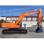 2013 Doosan DX300LC-3 Excavator