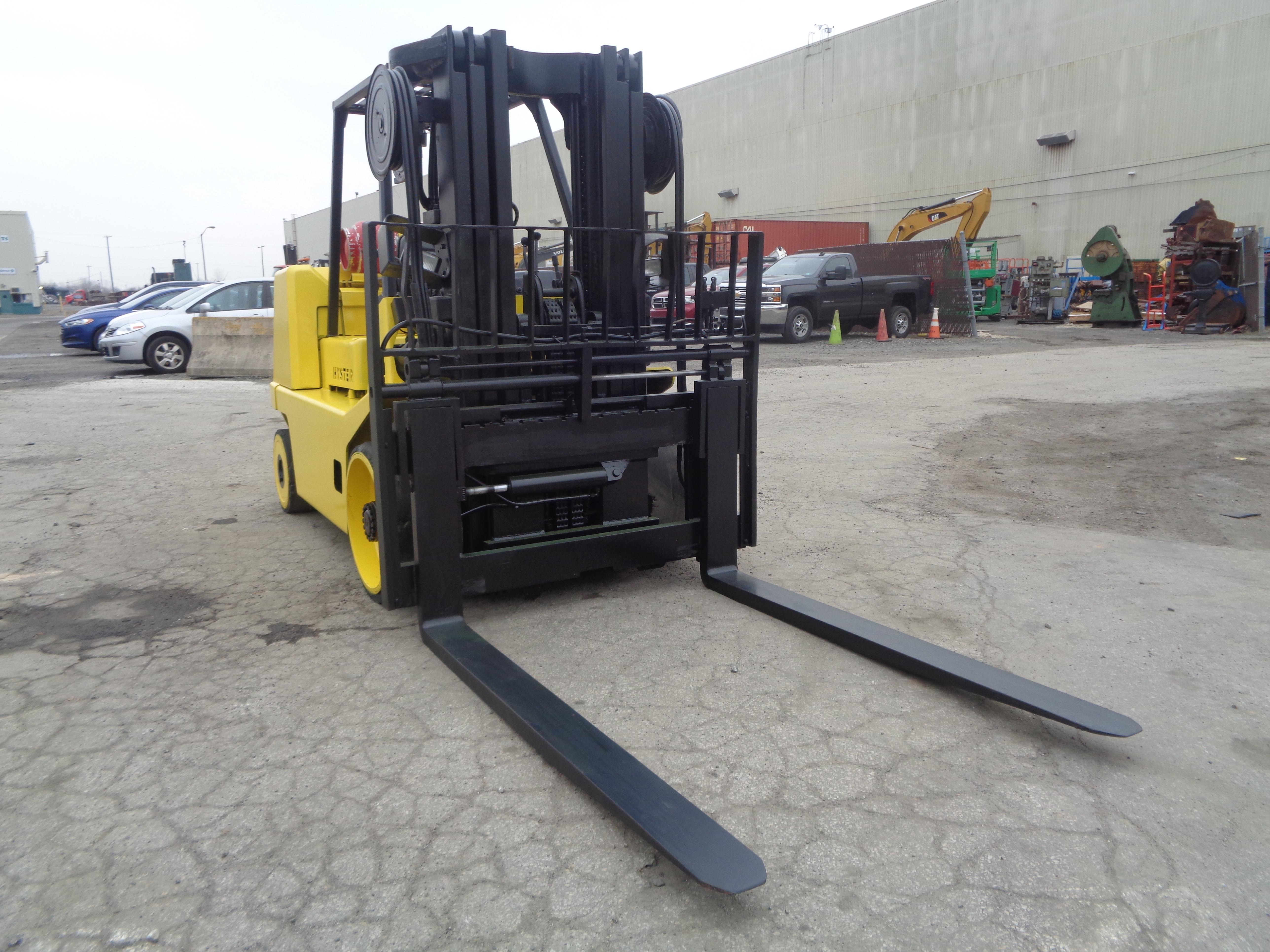 Lot 53 - Hyster S155XL 15500lb Forklift