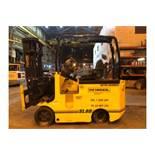 2011 Drexel SL80SE 8,000 lb Swing Mast Forklift