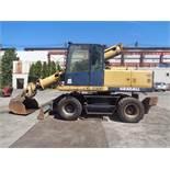 2003 Gradall Xl2300 Wheel Excavator
