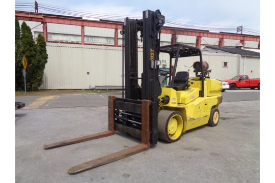 Lot 60 - 2005 Hoist F180 18,000lb Forklift