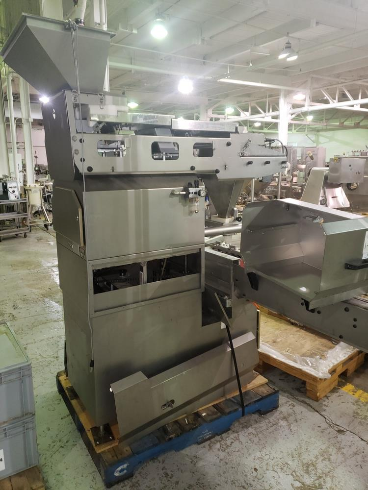 Cremer tablet counter, model CF-1230, stainless steel Contacts **See Auctioneers Note** - Image 7 of 17