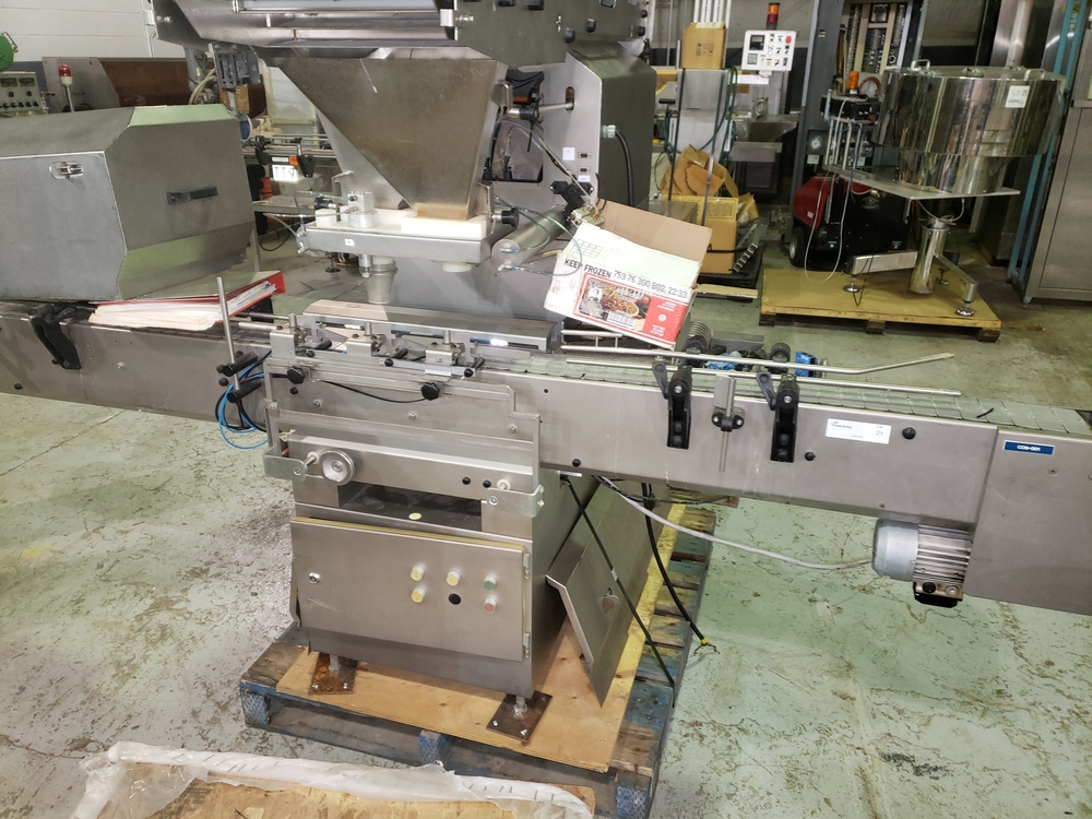 Cremer tablet counter, model CF-1230, stainless steel Contacts **See Auctioneers Note** - Image 3 of 17