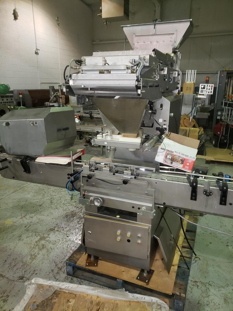 Cremer tablet counter, model CF-1230, stainless steel Contacts **See Auctioneers Note** - Image 2 of 17