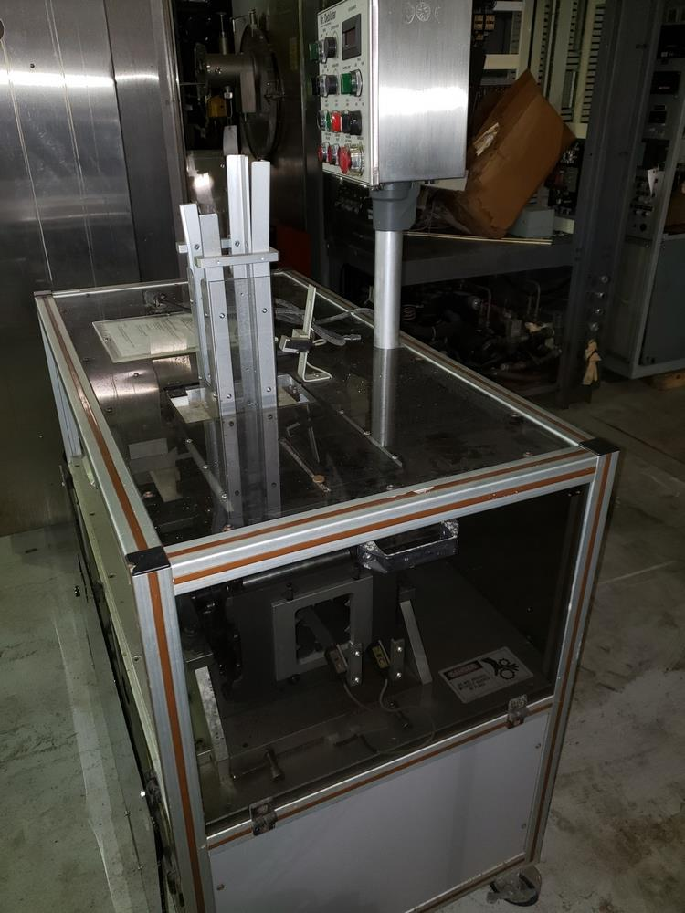 Gemel Mr. Deblister machine, 30mm x 50mm min to 120mm x 145mm max format sizes, rated up to 4800/ - Image 11 of 14
