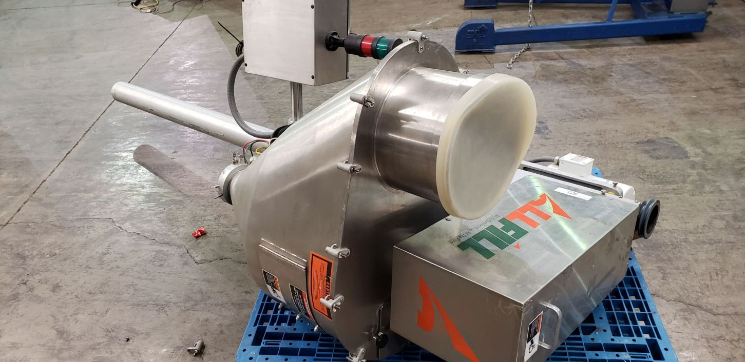 All-Fill auger filler, model BS600, stainless steel construction, - Image 13 of 15