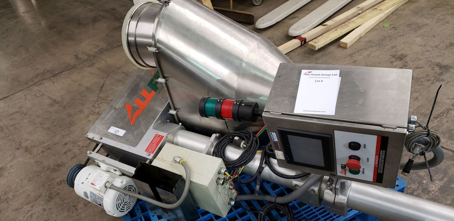 All-Fill auger filler, model BS600, stainless steel construction, - Image 12 of 15