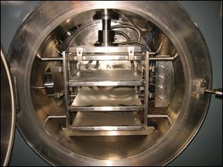 Edwards Freeze Dryer, Model Lyoflex S04, stainless steel product contact surfaces, 4 sq. ft. shelf - Image 6 of 6