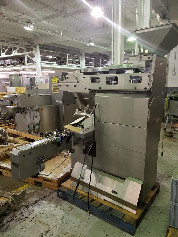 Cremer tablet counter, model CF-1230, stainless steel Contacts **See Auctioneers Note** - Image 16 of 17