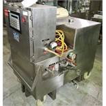 Dober Group CIP system, chematic design, stainless steel construction with (2) 1/2 HP circulation