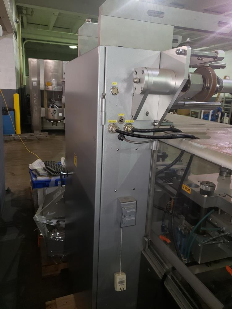 Hoong-A Corp thermoforming blister filler, model Ministar-N5, rated 30-60 strokes/minute, 200 mm - Image 25 of 25