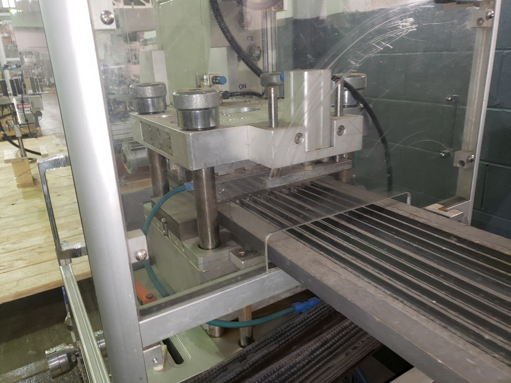 Hoong-A Corp thermoforming blister filler, model Ministar-N5, rated 30-60 strokes/minute, 200 mm - Image 20 of 25