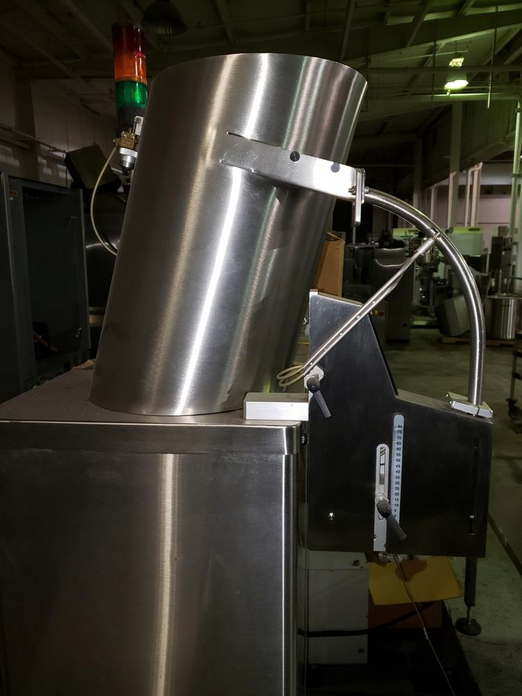 DT Kalish desiccant feeder, model 8331,designed for barrel canisters, with rotary bowl feeder and - Image 4 of 6