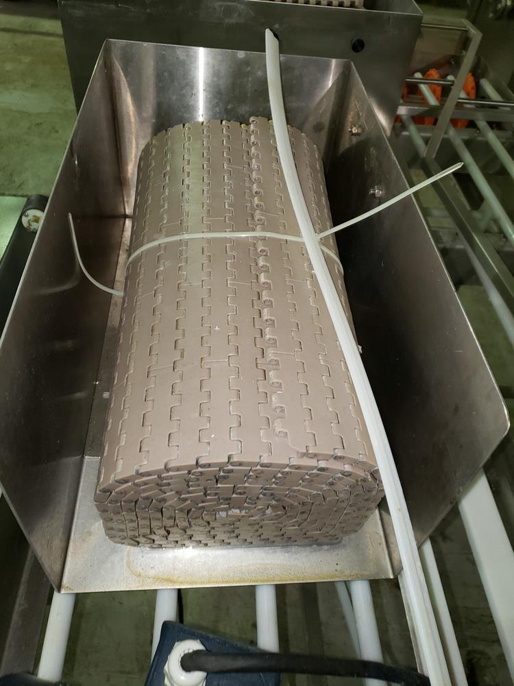 "NJM/CLI Bi flow conveyor, model TACO-S014, 30"" wide x 64"" long, with individual .5 hp dc conveyor - Image 5 of 9"